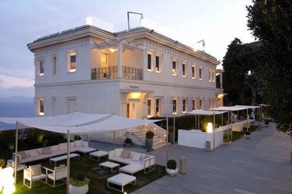 Villa Vittoria Menu